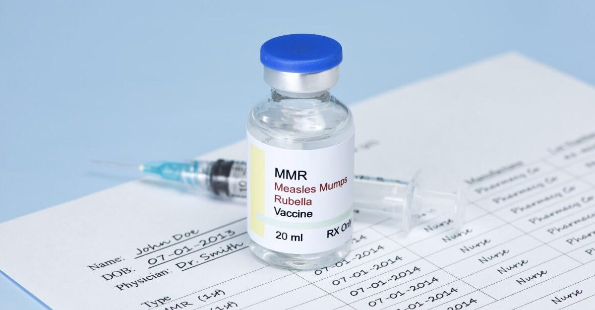 Röteln Impfung