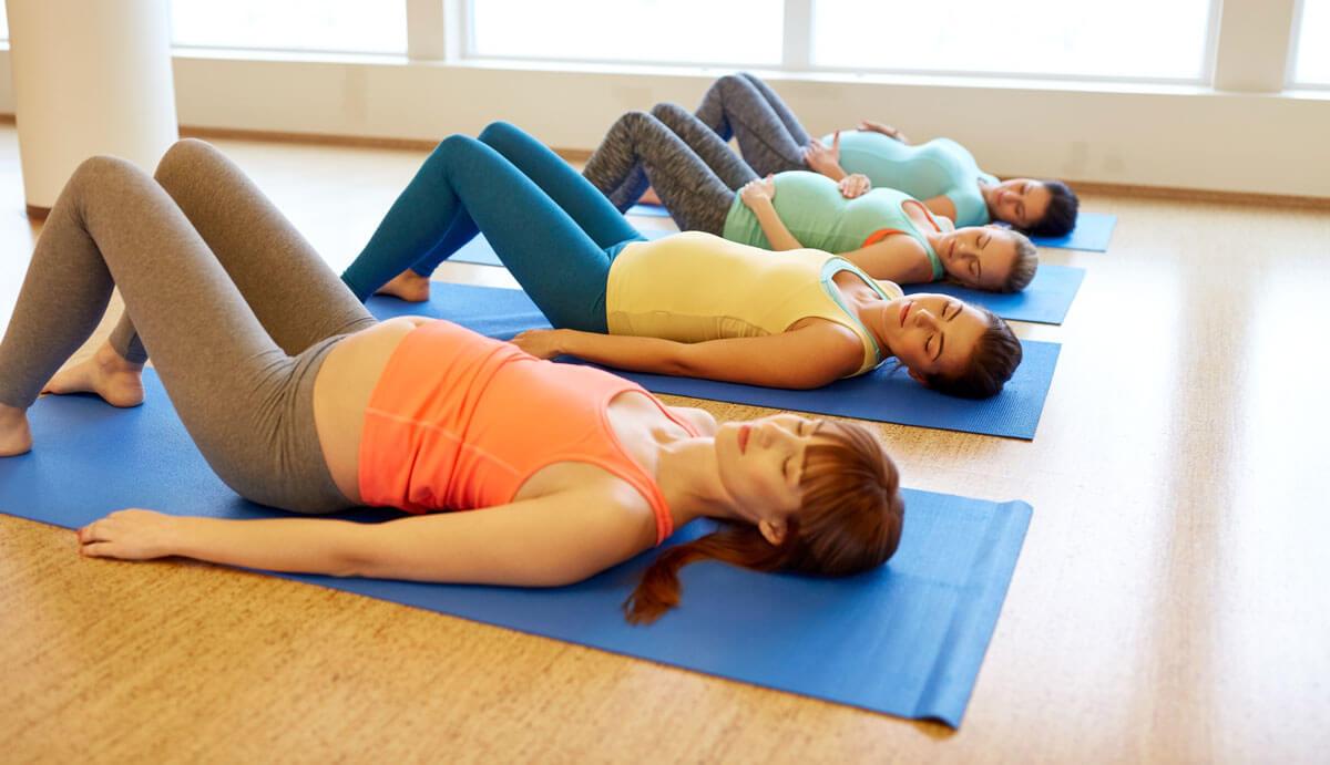 Autogenes Training in der Geburtsvorbereitung